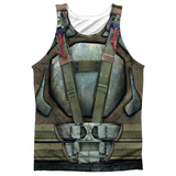 Tank Top: Dark Knight Rises- Bane Costume Tank Top