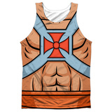 Tank Top: Masters Of The Universe- He-Man Costume Tee Tank Top