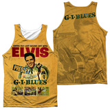 Tank Top: Elvis Presley- Gi Blues (Front/Back) Tank Top