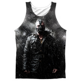 Tank Top: Dark Knight Rises- Bane In Rain Tank Top
