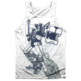 Tank Top: Voltron- Defender Tank Top