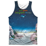 Tank Top: Yes- Topographic Oceans Tank Top