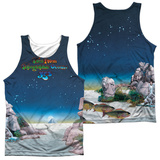 Tank Top: Yes- Topographic Oceans (Front/Back) Tank Top
