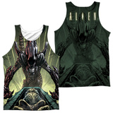Tank Top: Alien- Egg Collection (Front/Back) Tank Top