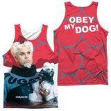 Tank Top: Zoolander- Mugatu (Front/Back) Tank Top