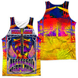 Tank Top: Jefferson Airplane- San Francisco (Front/Back) Tank Top