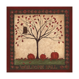 Owl Tree Prints by Cindy Shamp