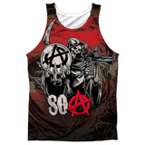 Tank Top: Sons Of Anarchy- Reaper Ball Tank Top