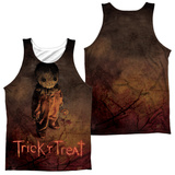 Tank Top: Trick R Treat- Trick Poster (Front/Back) Tank Top
