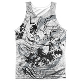 Tank Top: Batman- Tale Of The Dark Knight Tank Top