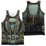 Tank Top: Dark Knight Rises- Bane Costume (Front/Back) Tank Top