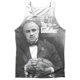Tank Top: Godfather- Pet The Cat Tank Top