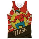 Tank Top: The Flash- Vintage Jay Garrick Tank Top