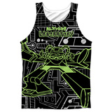 Tank Top: Dexter's Laboratory- Robot Tank Top