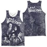 Tank Top: Warriors- Moody Streets (Front/Back) Tank Top