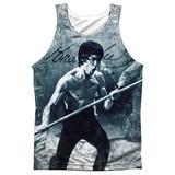 Tank Top: Bruce Lee- Whoooaa Tank Top