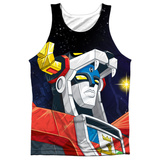 Tank Top: Voltron- Space Tank Top