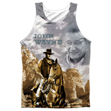 Tank Top: John Wayne- Ride Em Cowboy Tank Top