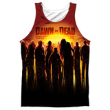 Tank Top: Dawn Of The Dead- Swarm Tank Top