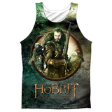 Tank Top: The Hobbit: The Battle Of The Five Armies- Dwarves vs Azog Tank Top