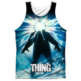 Tank Top: The Thing- Poster Tank Top