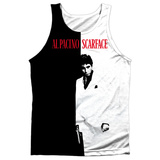 Tank Top: Scarface- Big Poster Tank Top
