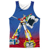 Tank Top: Voltron- Form Voltron Tank Top