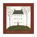 Bless Our Family Posters by Cindy Shamp