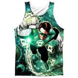 Tank Top: Green Lantern- Galactic Hal Tank Top