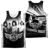 Tank Top: Reo Speedwagon- The Essentials (Front/Back) Tank Top
