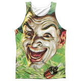 Tank Top: Batman Classic TV- Laugh Gas Tank Top