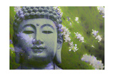 Lavender Buddha II Prints by Kari Brooks