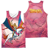 Tank Top: She Ra- Sky Power (Front/Back) Tank Top