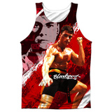 Tank Top: Bloodsport- Fight Of Your Life Tank Top