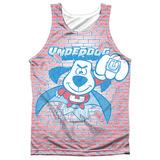 Tank Top: Underdog- Burst Tank Top