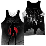 Tank Top: Velvet Revolver- Contraband (Front/Back) Tank Top