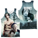 Tank Top: Rocky- Montage (Front/Back) Tank Top