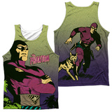 Tank Top: Phantom- Phantom Island (Front/Back) Tank Top