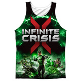 Tank Top: Infinite Crisis- Green Lantern Tank Top