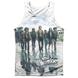 Tank Top: Warriors- Strolling Tank Top