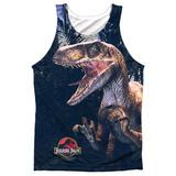Tank Top: Jurassic Park- Raptors Tank Top