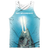 Tank Top: Reo Speedwagon- You Can Tuna Fish Tank Top