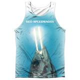 Tank Top: Reo Speedwagon- You Can Tuna Fish Tank Top