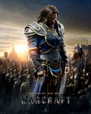 Warcraft- Lothar Pósters
