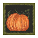 Pumpkin Prints by Cindy Shamp