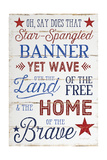 Star Spangled Posters by Jennifer Pugh