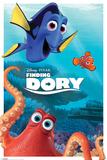 Finding Dory- Characters Plakaty