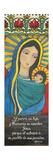 Madre De Dios Poster by Jo Moulton