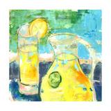 Glass Half Full Prints by Pamela J. Wingard