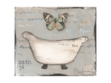 Butterfly Tub Prints by Cassandra Cushman